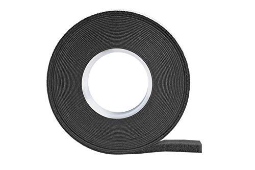 1 pieza / cinta de compresión 20/4 / antracita / 8 m de largo / ancho del rollo: 20 mm / ancho de junta: 4-20 mm / cinta selladora para juntas / cinta de retención.