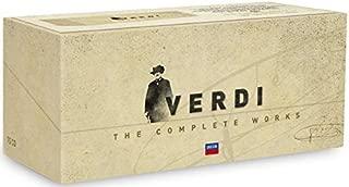 Verdi: The Complete Works [75 CD Box Set] by Dame Montserrat Caballe