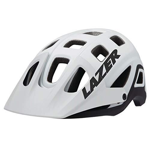 Lazer Impala MIPS Matt (S) Fahrradhelm, Erwachsene, Unisex, Weiß