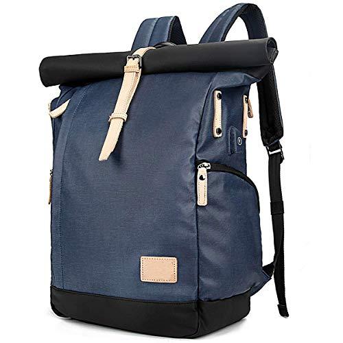 Baulanna Wasserdicht Laptop Rucksack Tasche College-Rucksack Schulrucksack Daypack Mode...
