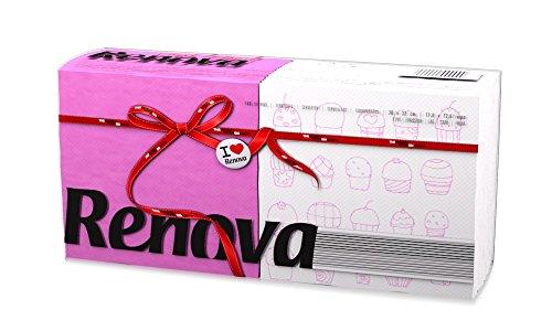 Renova Servilletas Red Label - 1 Pack