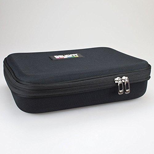 DelkimHardcase Black Box Storage Case DP075 Bissanzeige