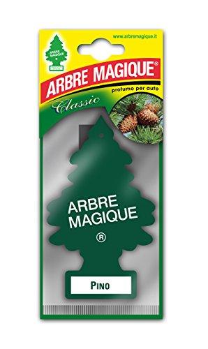 Tavola 3334010 Arbre Magique Deodoranti per Auto, Pino, Verde/Bianco