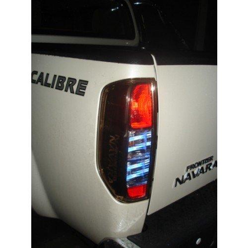 2005 2014 For Nissan Navara Frontier D40 Rear Tailgate Handle Matte Black
