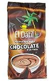 Chocolate a la taza El Dátil sin Glúten 1kilo formula tradicional desde 1962