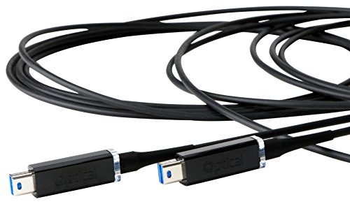 Corning Thunderbolt Optical Cable 10m (33ft) for Self-Powered Peripherals AOC-MMS4CVP010M20
