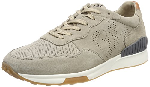 Marc O'Polo Marc O'Polo Herren 80123733501303 Sneaker, Grau (Sand), 41 EU