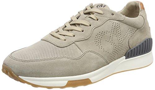 Marc O'Polo Marc O'Polo Herren 80123733501303 Sneaker, Grau (Sand), 43 EU
