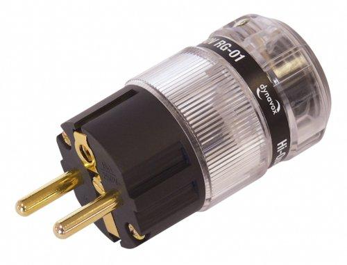 Dynavox De Gama Alta Hi-Fi Tapón De Seguridad Contactos Cha