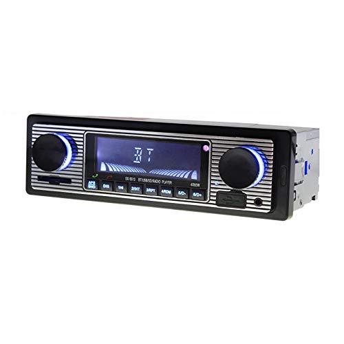 WZhen Kinter 5513 12V FM Radio Receiver Soporte Control Remoto Bluetooth Auto Car Radio Mp3 Player