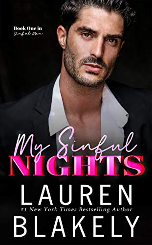 My Sinful Nights (Sinful Men Book 1) by [Lauren Blakely]