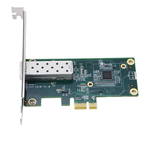 Lekai Compact and Lightweight Cable TXA026 Intel I210 PCIe Gigabit...
