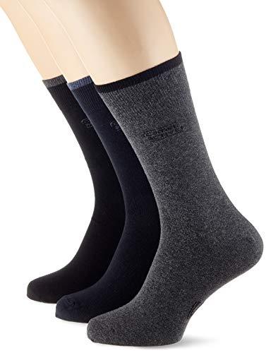 camel active Socks Herren Camel Basic 9er Socken, Mehrfarbig (Mix 998), 39/42 Pack