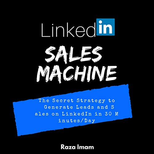 LinkedIn Sales Machine cover art