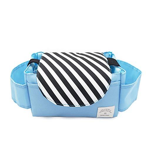 Mummy bag Sac de Rangement pour Sac de Poussette, Sac mère et bébé, Sac à Langer pour Poussette