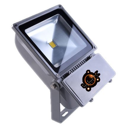Spot LED Blanc froid MultiChip 100 W