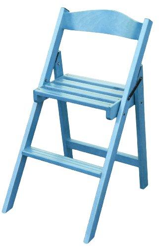 Sconosciuto Chaise pliante Step-Blanc