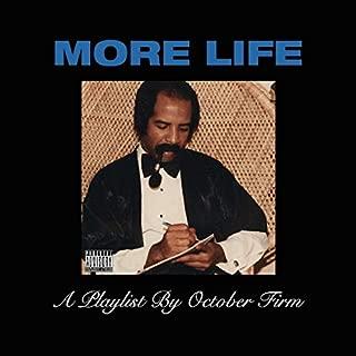 At Ur Service Drake, 'More Life' Rare Album Cover Poster 12 x 18 Inch