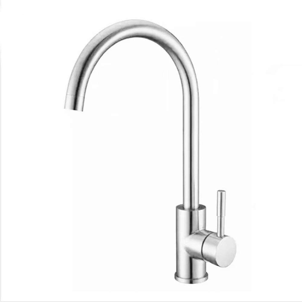 MBYW Kitchen Max 87% OFF Faucet Modern Stainless S Steel Sink Seasonal Wrap Introduction