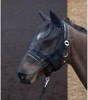 Pony PFIFF fliege Visage Masque Bleu
