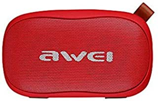 Awei Y900 Wireless Bluetooth Speaker Portable Mini Wireless Speakers - Red