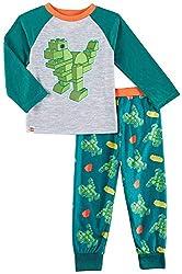 5. LEGO Duplo Dinosaur Toddler Pajamas Set