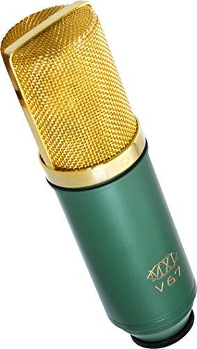 MXL V67G Large Capsule Condenser Mikrofon