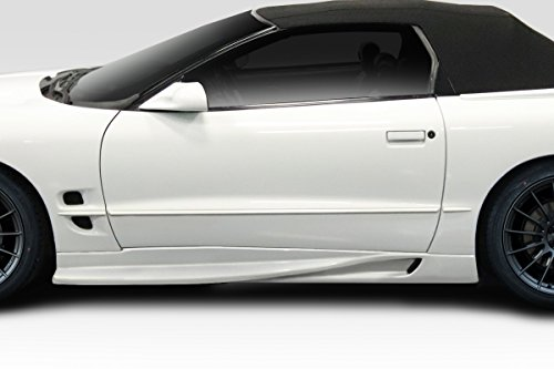 Extreme Dimensions Duraflex Replacement for 1993-2002 Pontiac Firebird Trans Am Vader Side Skirts - 2 Piece