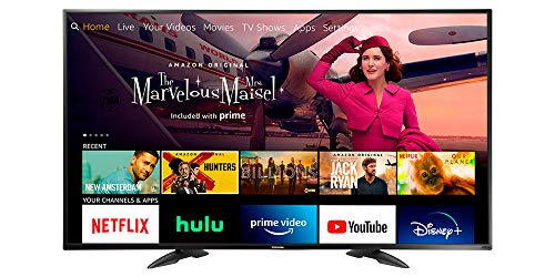 Toshiba TF-55A810U21 55-inch 4K UHD TV - Fire TV Edition