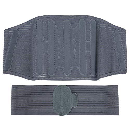 WYANG Cinturón Deportivo de Soporte de Cintura, Cinturón de Soporte de Cintura, Adecuado para Hernia de Disco Lumbar, conformación de Cuerpo de Gimnasia, Trabajo Pesado, Transpirable y cómodo(M)