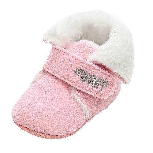 Zapatillas de niño First Walkers,SunGren Zapatos de Bebé Z