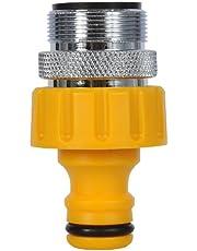 Hozelock 2159 9000 Conector roscado para grifo de interior 24 mm M24 (Macho)