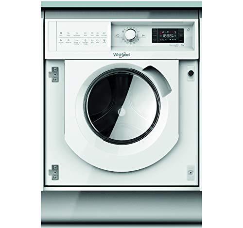 Whirlpool BI WMWG 71253E EU lavatrice Incasso Caricamento frontale Bianco 7 kg 1200 Giri/min A+++