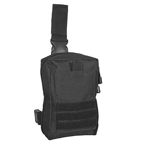Fox Outdoor Drop Leg First Responder System Pouch Black