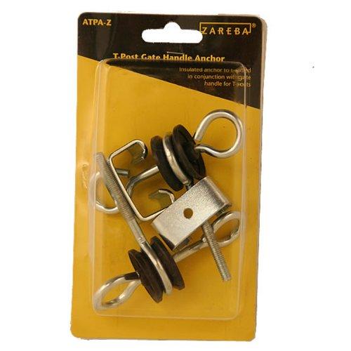 Zareba ATPA-Z T-Post Gate Handle Anchors