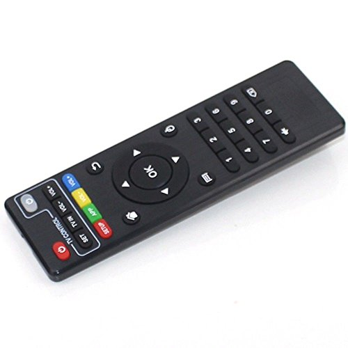 NiceTQ Replacement Remote Control Controller for RK8,K1 Plus,KIII,AE256,AE254,BB2 PRO,KB2,M8S+ (2G/8G,2G/16G) Android TV Box