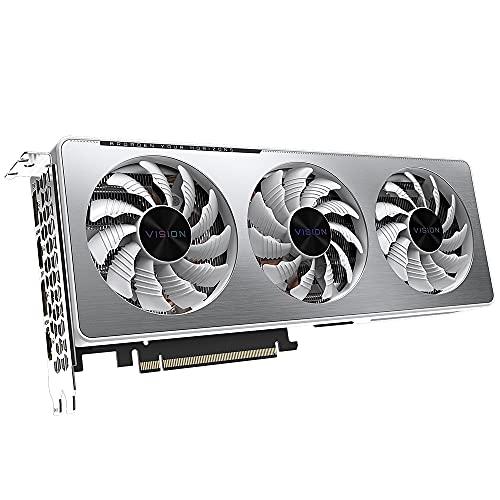 Gigabyte GeForce RTX 3060 Ti VISION OC 8GB V2 LHR Scheda grafica