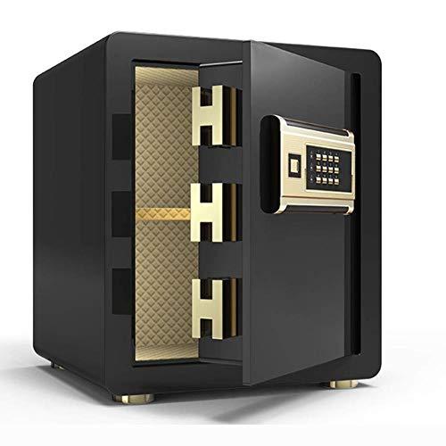 GGDJFN Caja de seguridad electrónica digital de acero sólido para llaves, caja...