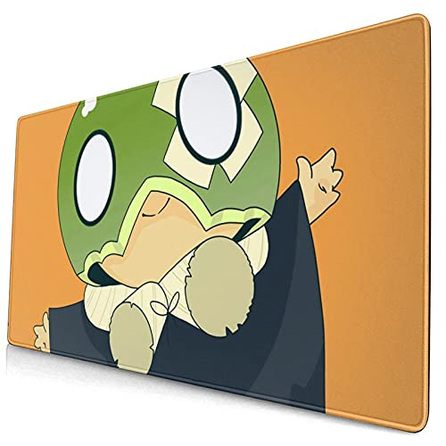 Dr.Stone Gaming Mouse Pad Large Extended Mouse Pads Nonslip Base Stitched Edge Mousepad Waterproof Keyboard Pad Durable Writing Mat For Desktop/Laptop//Game/Work