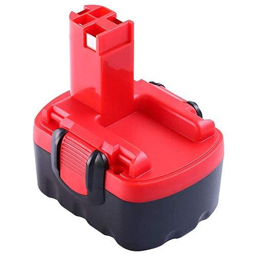 Coolsoul Ni-MH 14.4V 3.0Ah Replacement Battery for Bosch BAT140 BAT159 BAT038 BAT040 BAT041 PSR 14.4 GST 14.4V 2607335533 2607335465 2607335275 2607335276 2607335711 2607335685 13614 AHS 41