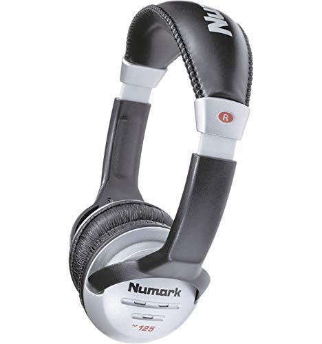 HF125 - Cuffie DJ Ultra Leggero ottimo rapporto prezzo / prestazioni
