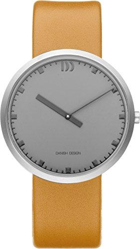 Danish Design IQ29Q1212 Herenhorloge met lederen armband