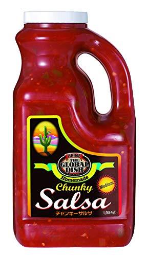 ハインツ (Heinz) チャンキーサルサ サルサソース 業務用 1,984g