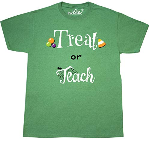 Top 10 trick or teach tshirt for 2020