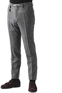 INCOTEX (インコテックス) パンツ メンズ SLIM FIT スリムフィットスラックス 1AT091-1721T-822 [並行輸入品]