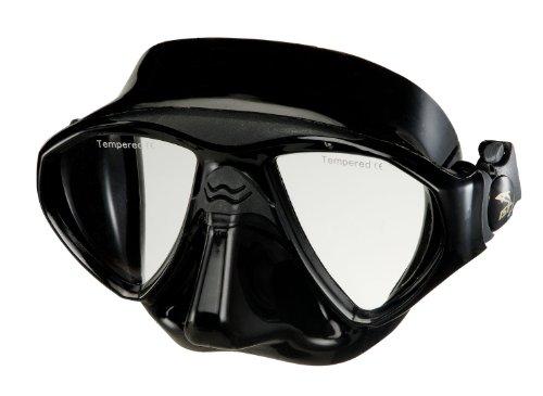 IST Sports M-99 Apnoe Maske Micromask Taucherbrille 149 Gramm EXTREM kleines V.