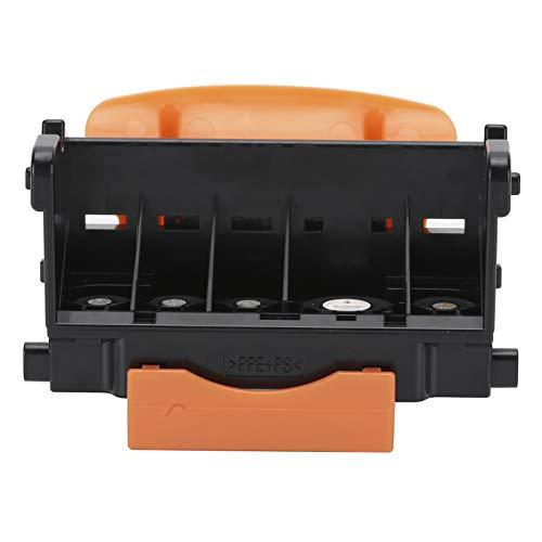 PUSOKEI 1 Paquete de Cabezal de impresión Negro Individual, Cabezal de impresión ABS QY6-0080, con Cubierta Protectora, Compatible con impresoras IP4850 / MX892 / IX6550 / 6500 / MG5250 / MG5320