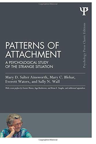 Patterns of Attachment: A Psychological Study of the Strange Situation