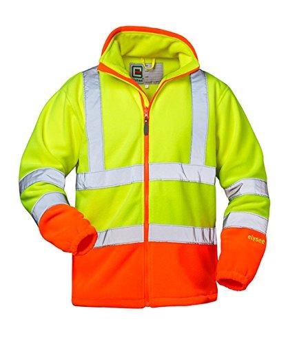 Warnschutz Fleece-Jacke Leo - Elysee® (XL)