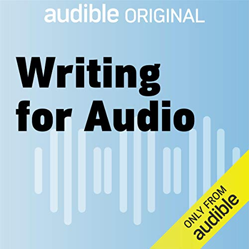 Writing for Audio book cover
